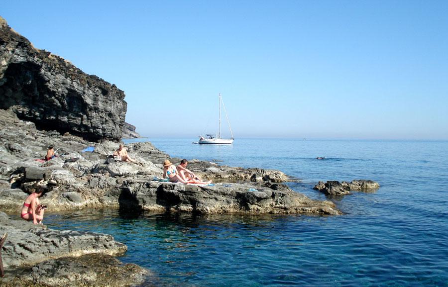 Profitto Ecologia Discreto  Cala di Nikà - Visit Pantelleria
