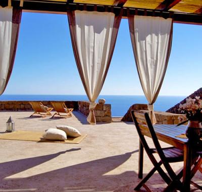 Terrazze di Zighidi pantelleria